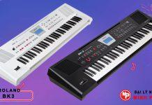 Đàn Organ Yamaha PSR-E433 có các đặc điểm cải tiến